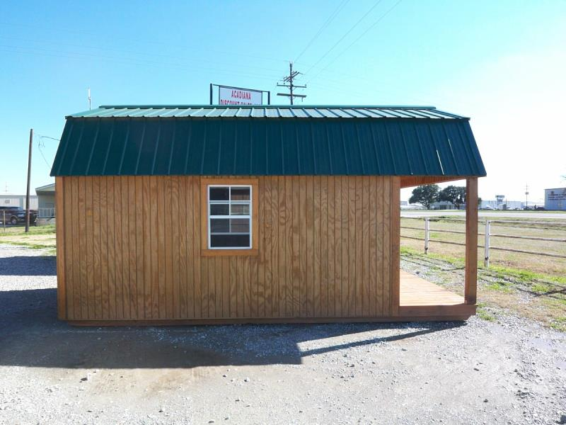 Graceland 12x20 Lofted Barn Cabin