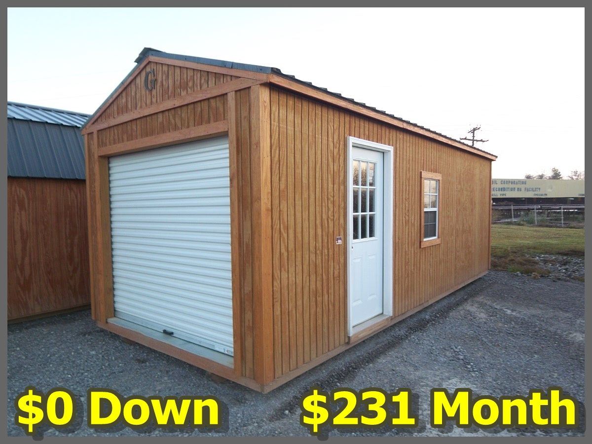 Portable Garages For Sale >> Graceland 10x24 Portable Garage Factory Direct Prices Free