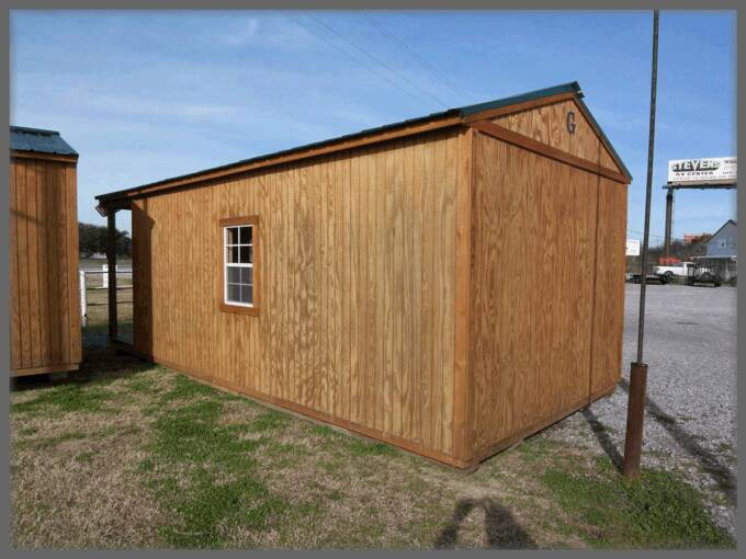 Graceland Portable Buildings Prices Http://www.acadianabuildings.com ...