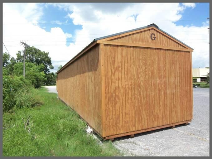 12x40 Portable Garage Pics