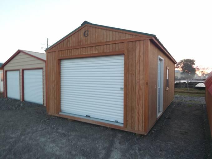Portable Garage With Windows : Portable garage pics page