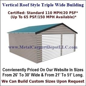 Metal Carport Depot, LLC