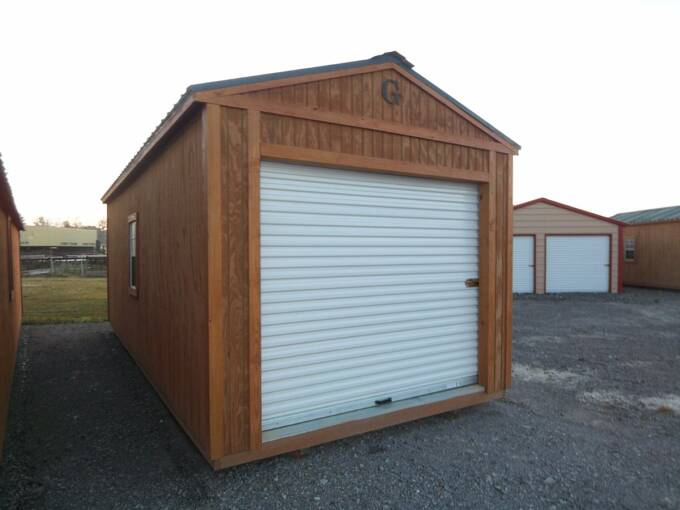 Graceland 10x24 Portable Garage Factory Direct Prices Free