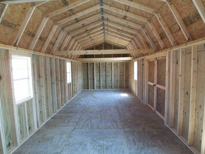 Baml 12x40 Shed Plans