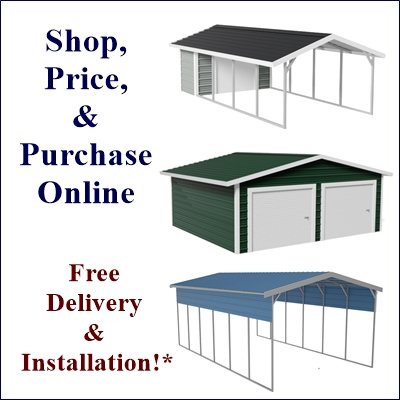Metal Carports For Sale.